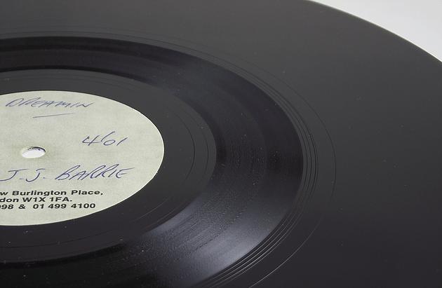 12 inch acetate disc