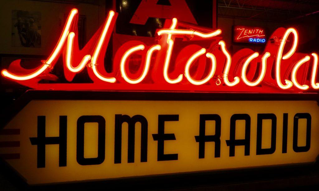 Motorola Home Radio